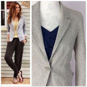 Boston Proper Jersey Knit Blazer